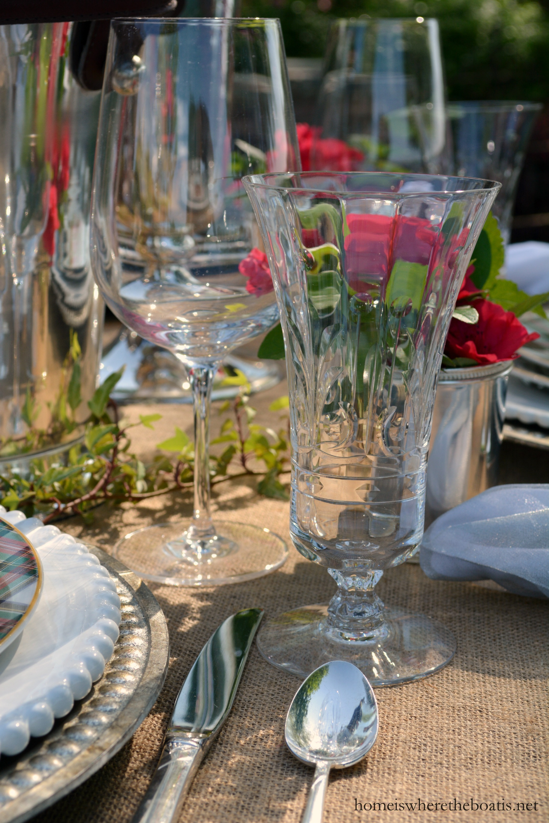 Off To The Races Derby Inspired Tablescape Home Is Where