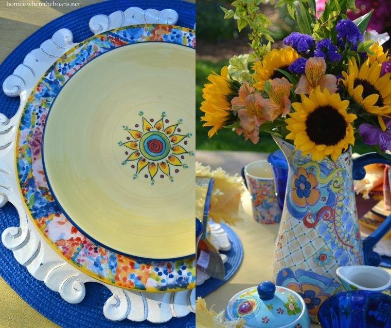 Merisella Dinnerware by Pflatzgraff