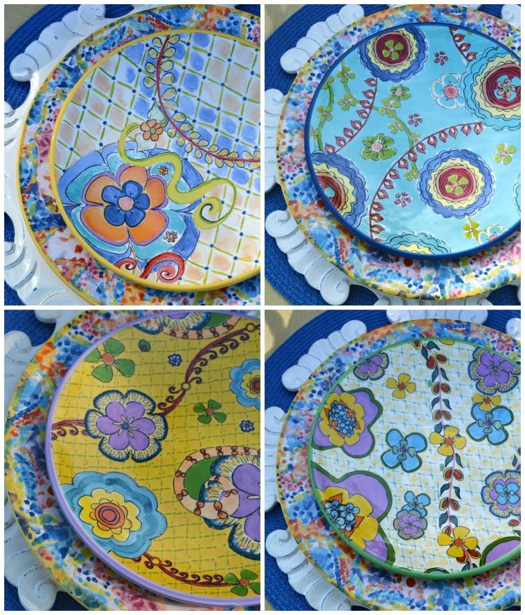 Pfaltzgraff Merisella Salad Plates