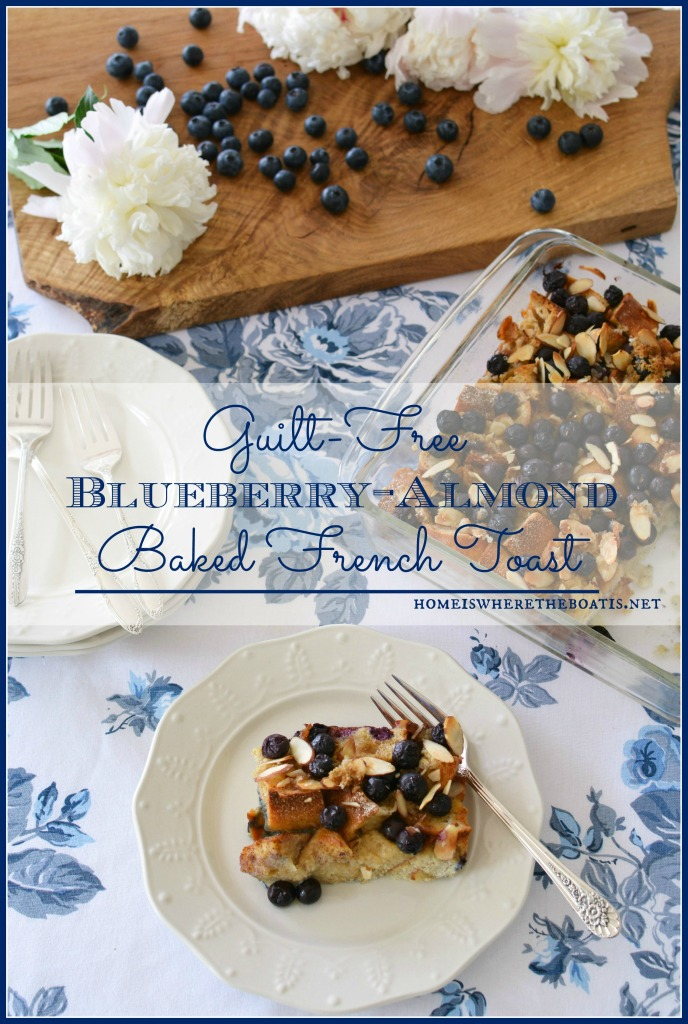 Guilt Free Baked French Toast3