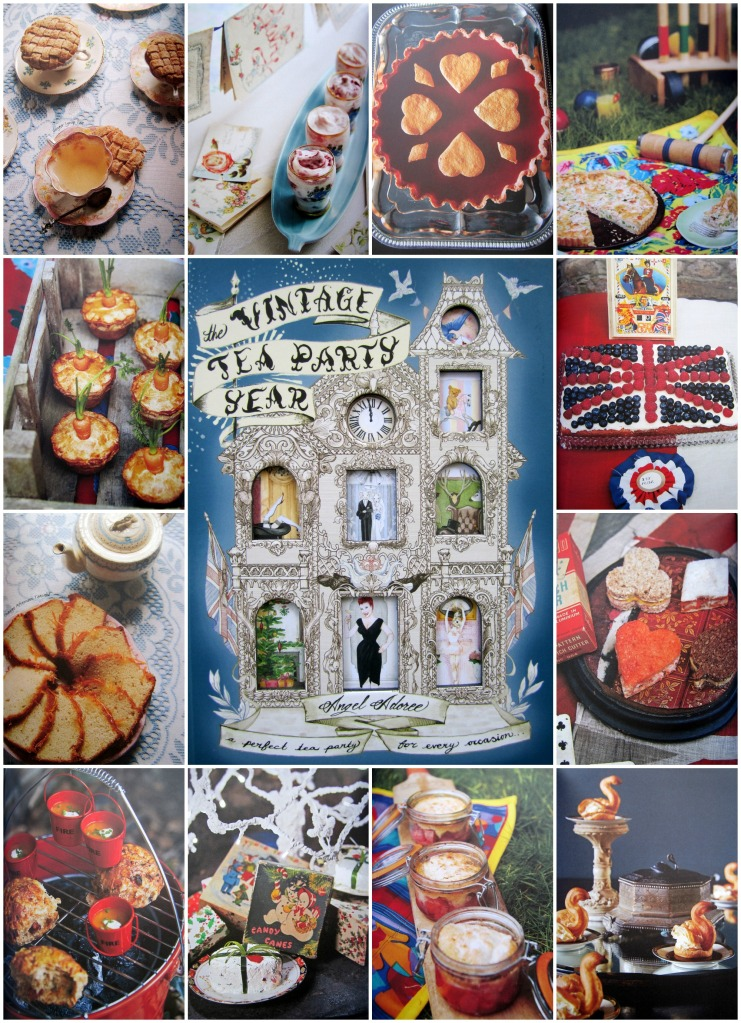 The Vintage Tea Party Year