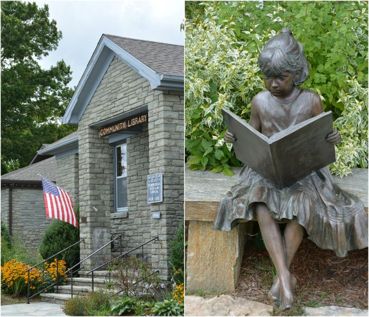 Library Blowing Rock