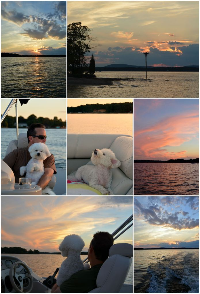 Sunset Cruise on Lake Norman