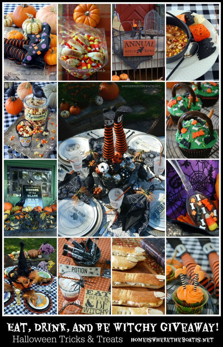 Eat Drink and Be Witchy Giveaway