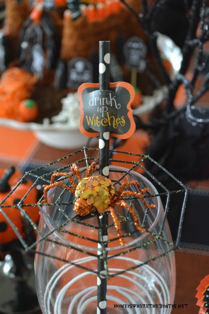 The Witching Hour Halloween Tablescape Home Is Where The