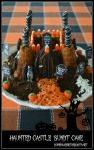 Haunted Castle Bundt Cake