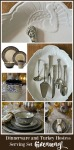 Dinnerware and Turkey Hostess Serving Set Giveaway!