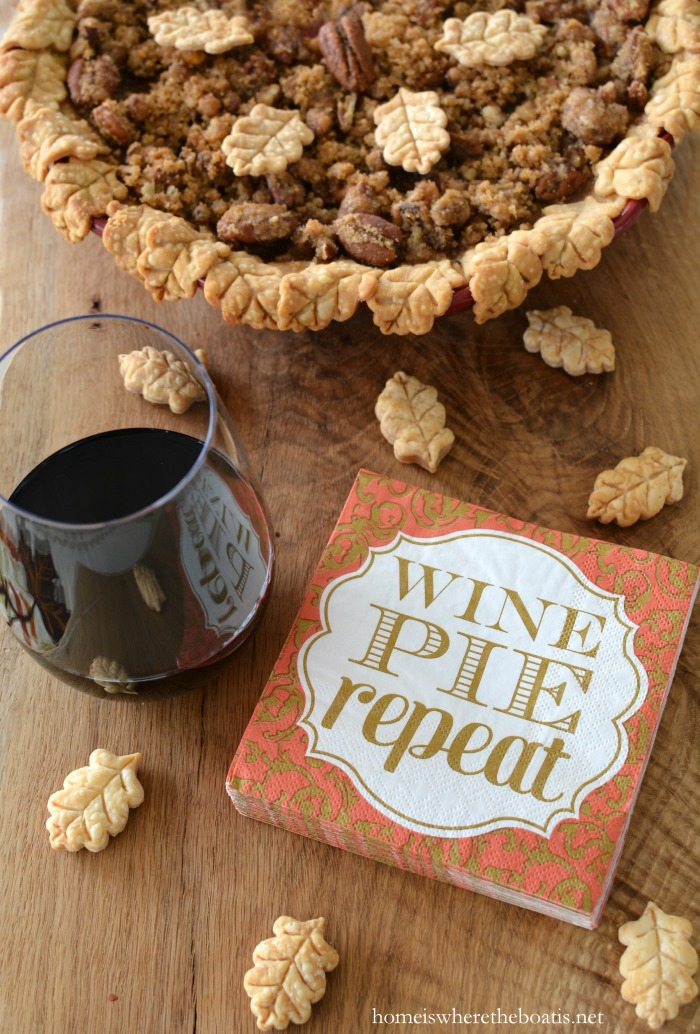 Wine Pie Repeat