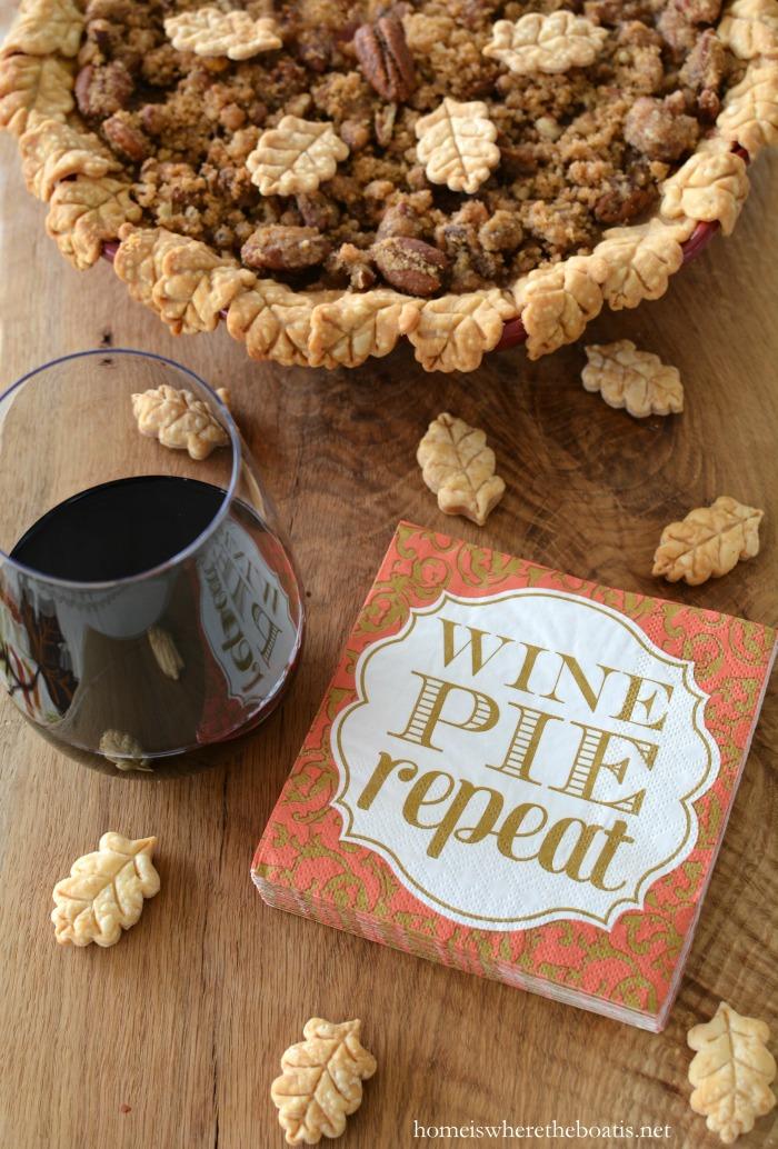 Wine Pie Repeat
