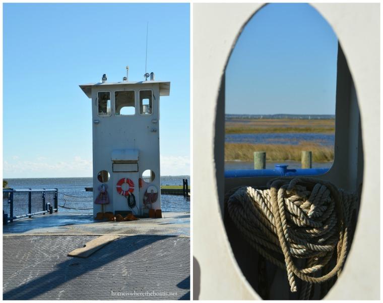 Morris Marina Ferry