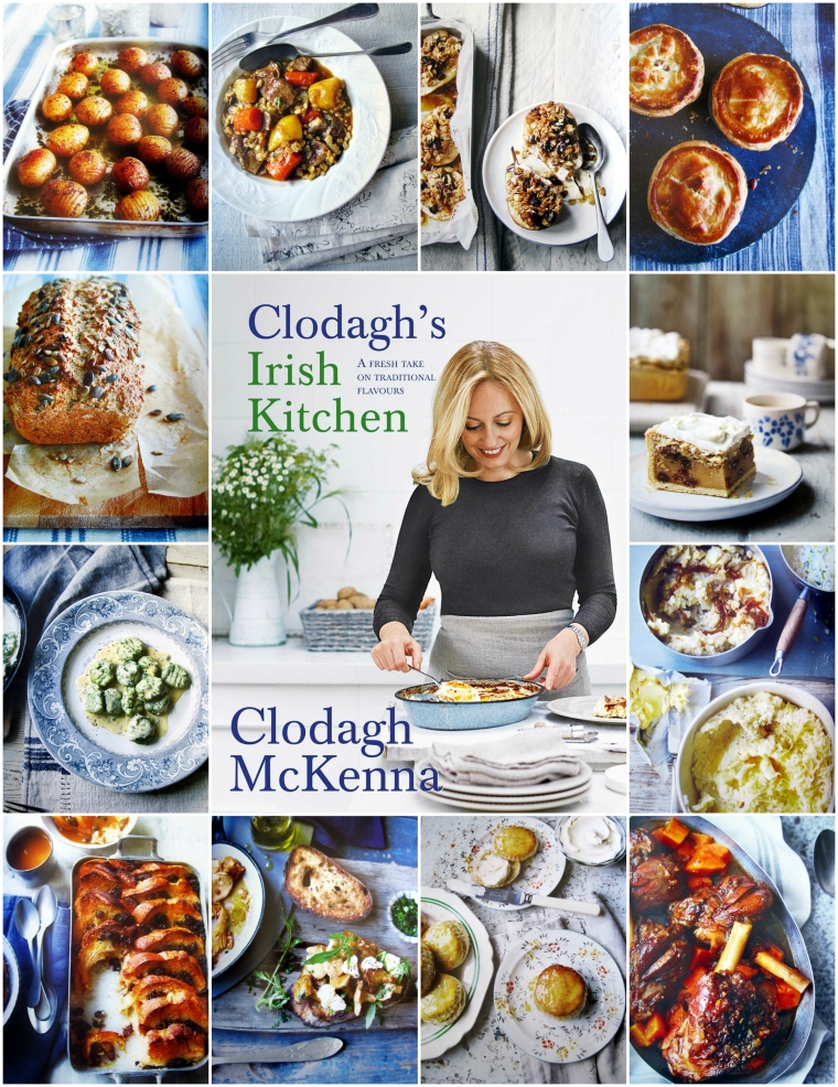 Clodagh's Irish Kitchen Cookbook