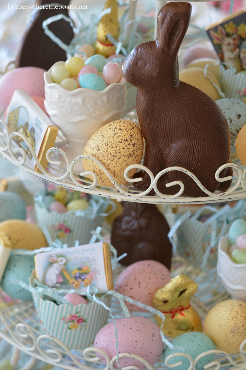Easter's On Its Way: Table Inspiration and Centerpieces