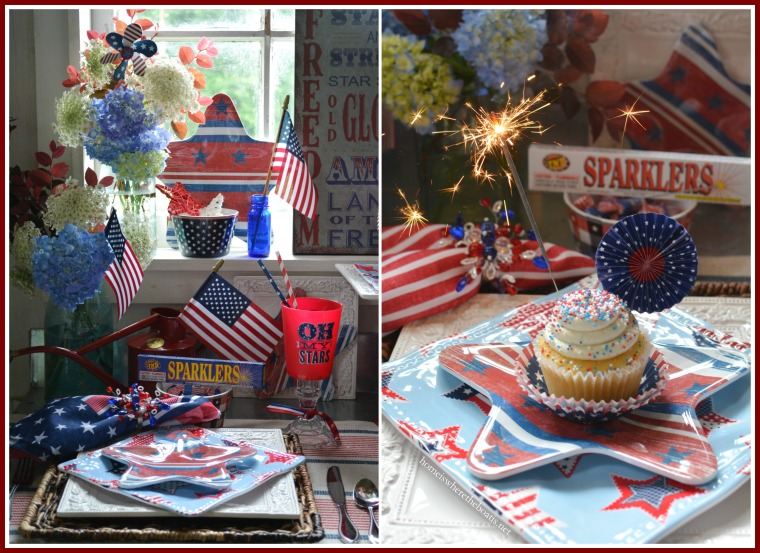 Memorial Day Celebration Oh My Stars and Stripes!