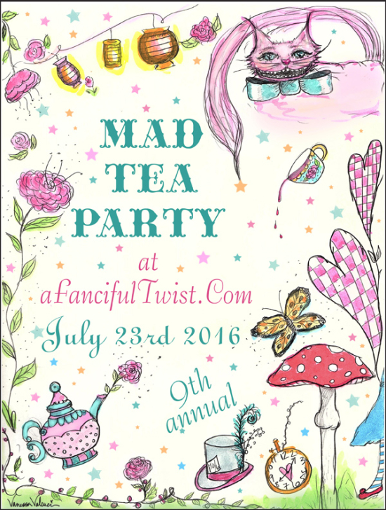9th Annual Mad Tea Party