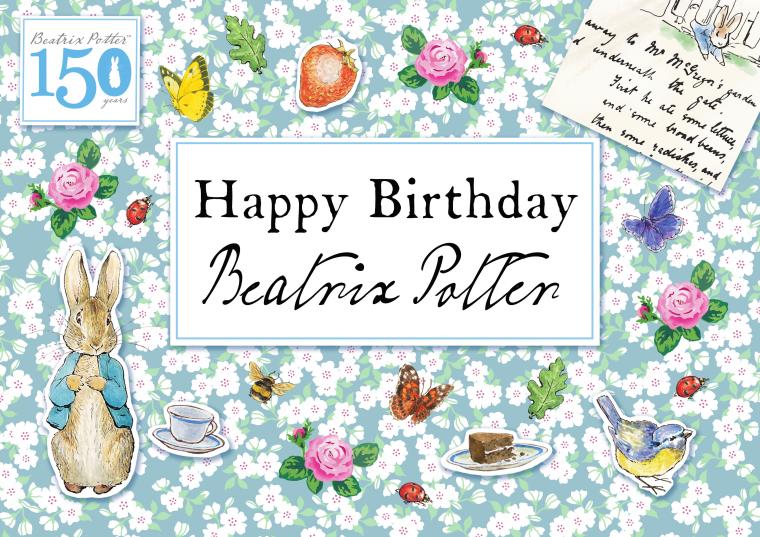 Happy Birthday Beatrix Potter