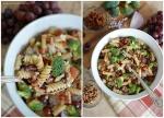Potluck Broccoli-Grape Pasta Salad