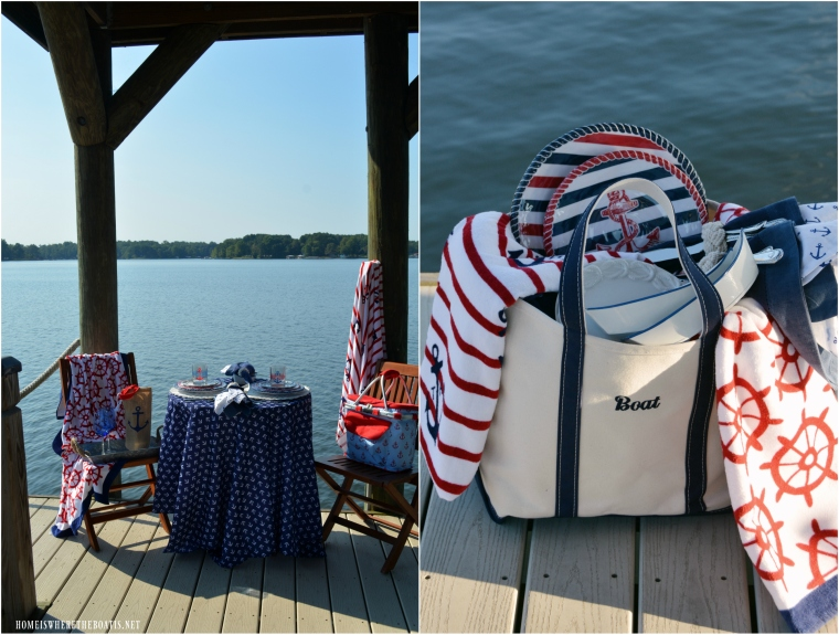 Anchors Away for Labor Day