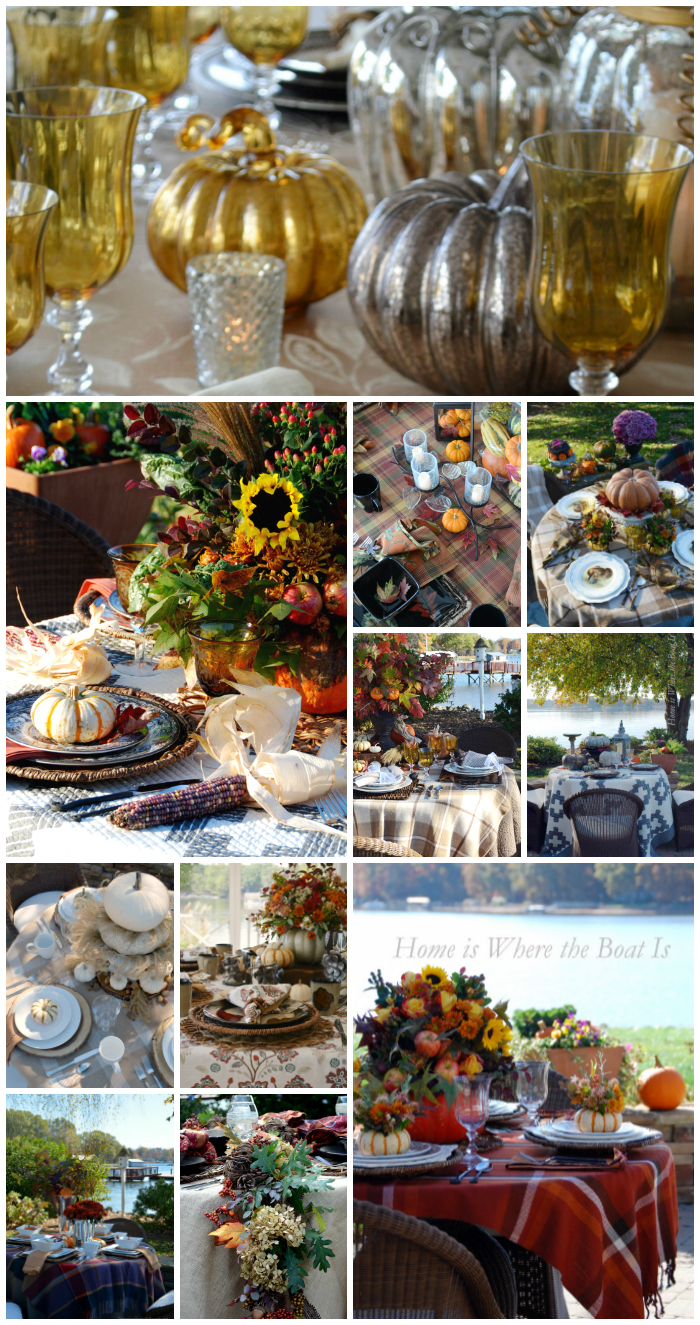 A Harvest of Fall Tables and Inspiration