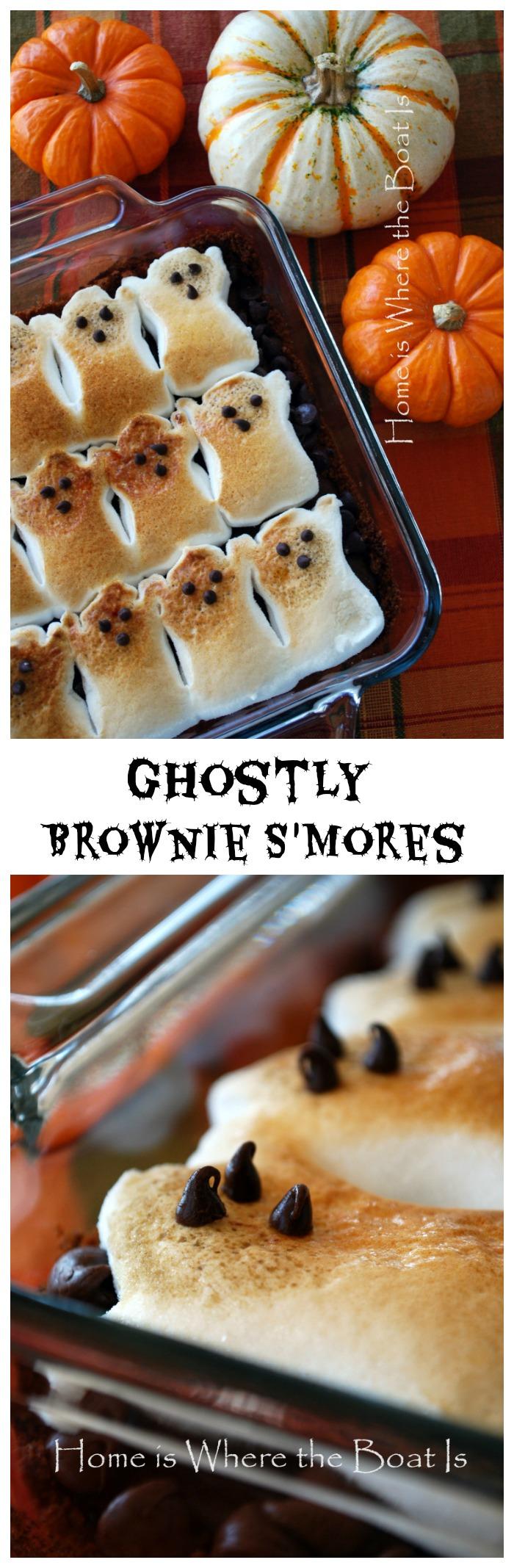 ghostly-peeps-brownie-smores