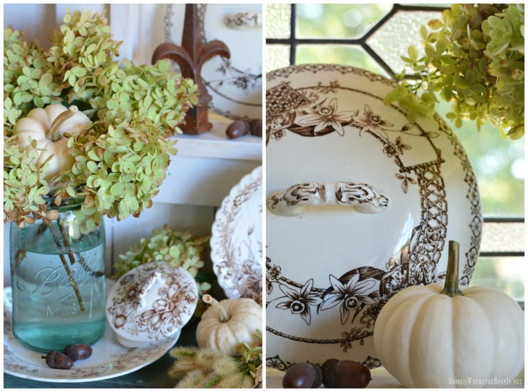 transferware-and-hydrangeas