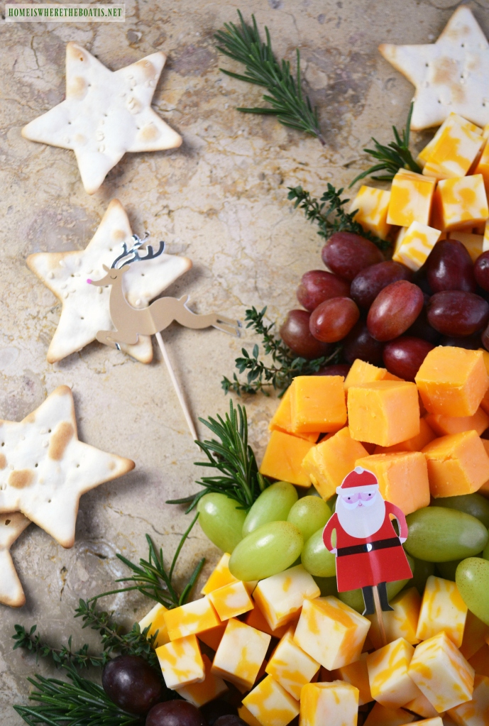 Christmas Cheese Board Ideas.Easy Holiday Appetizer Christmas Tree Cheese Board Home