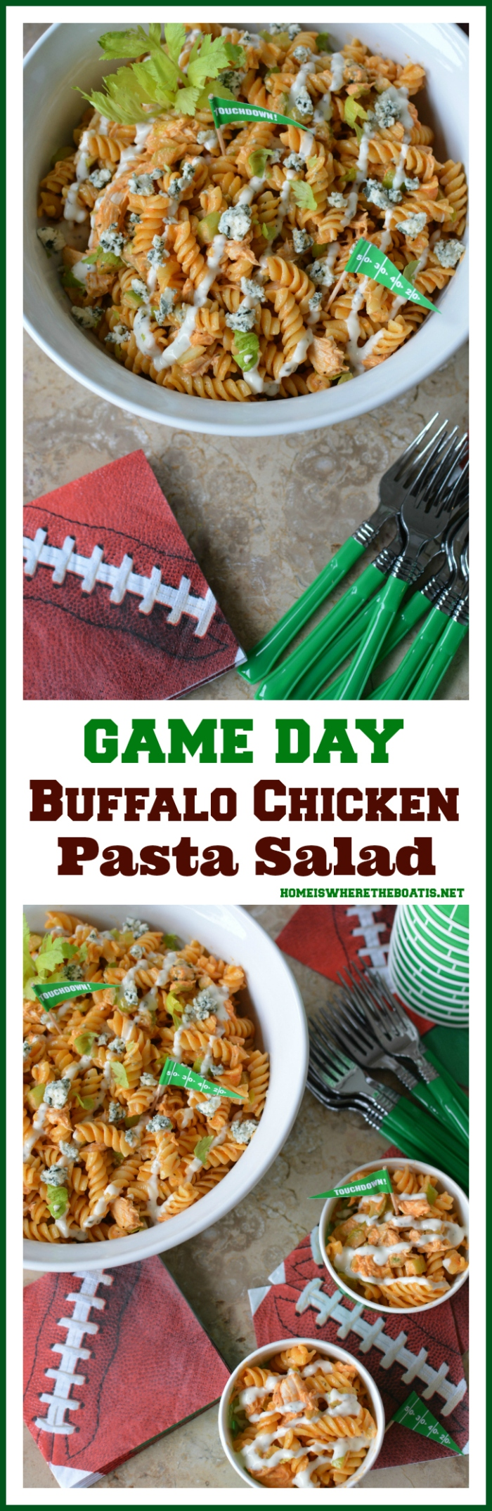 Buffalo Chex Mix And Game Day Recipes Home Is Where The