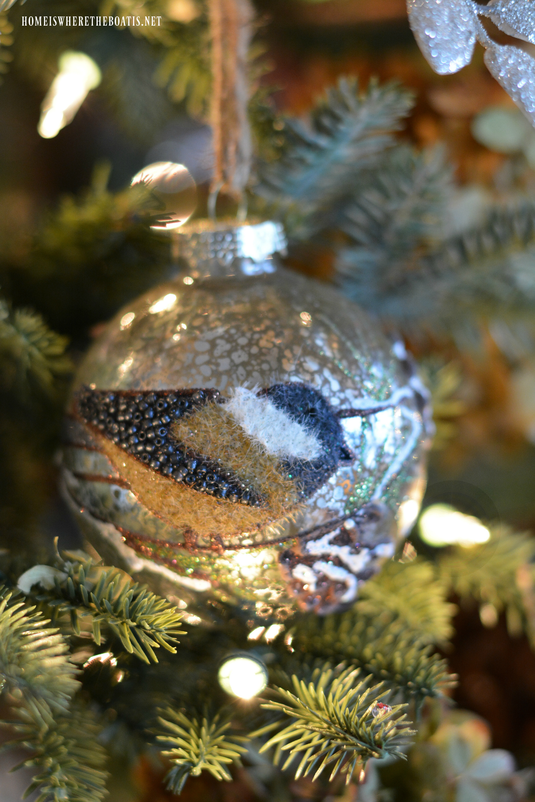 A Winter Nesting Tree – Home is Where the Boat Is