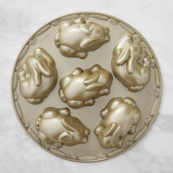 nordic-ware-mini-bunny-cakelet-pan