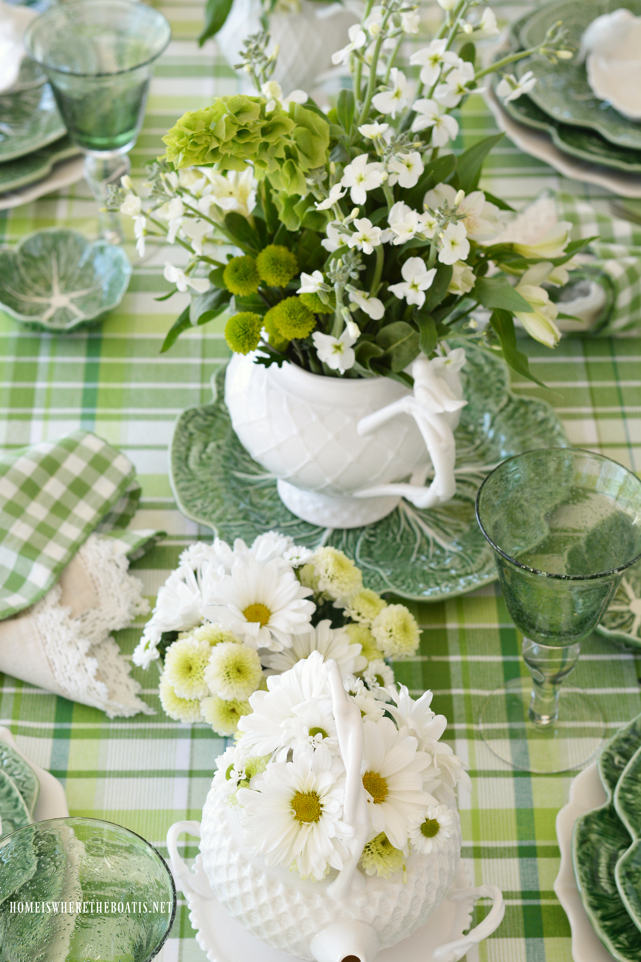 Help ... & St. Patrick\u0027s Day Table with Inspiration from an Irish Blessing ...