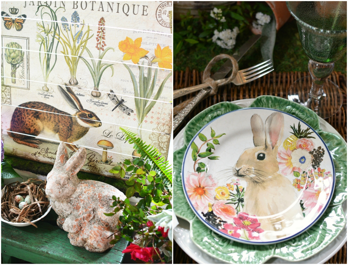 Potting shed le jardin botanique and bunnies home is for Camping le jardin botanique limeray
