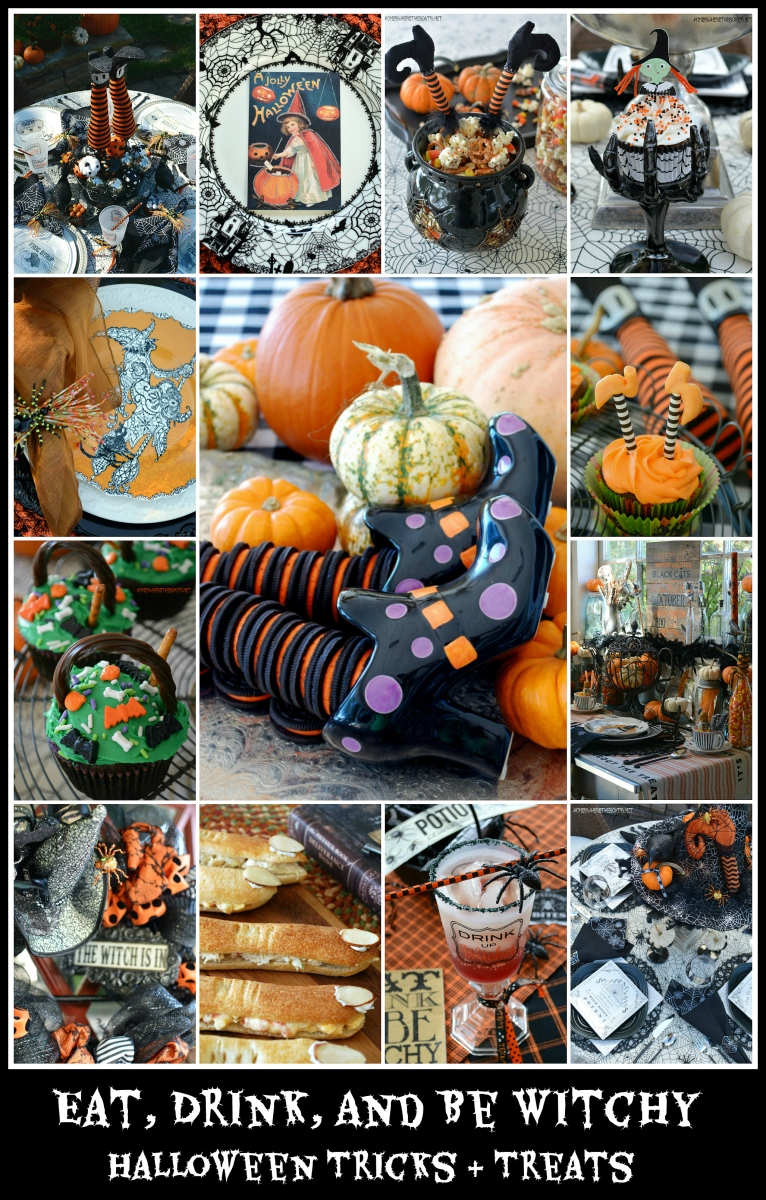 4th Annual Halloween Eat, Drink, and Be Witchy Giveaway!