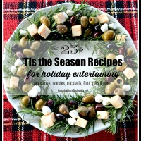25+'Tis the Season Recipes for Holiday Entertaining!