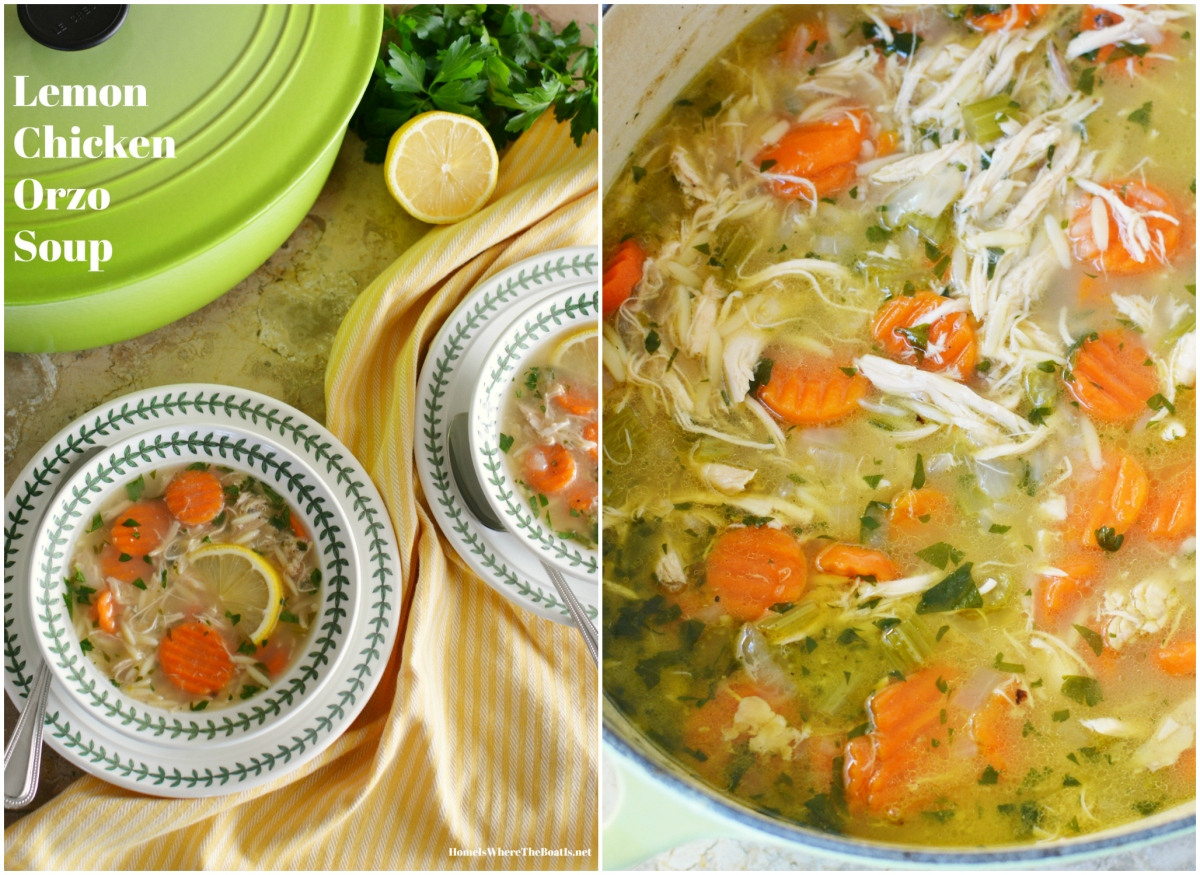 Favorite Chicken Soup for Cold and Flu Season