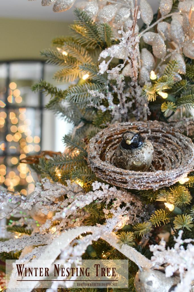 like - Bird Ornaments For Christmas Tree