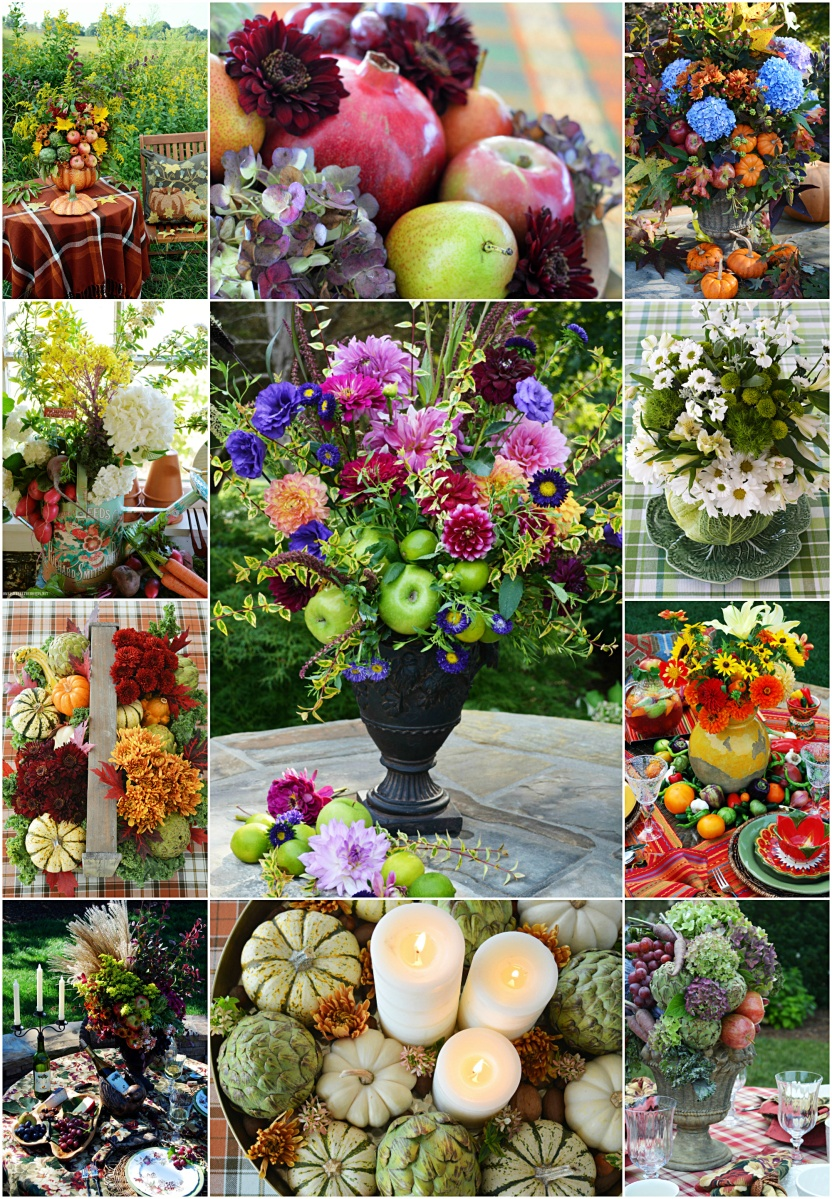 16+ Creative Ideas for Adding Fruit and Veggies in Flower Arrangements
