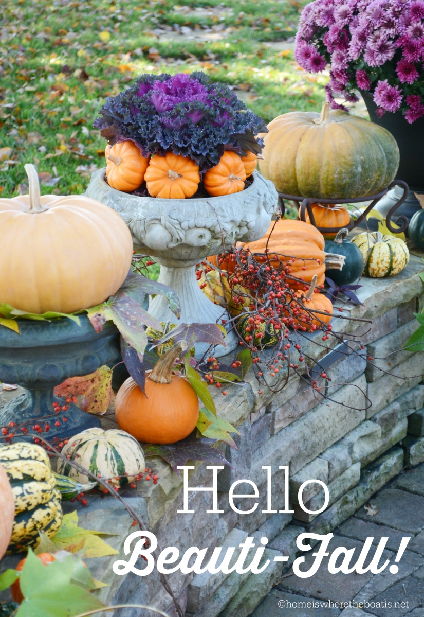 Hello Beauti-Fall and Autumn Inspiration
