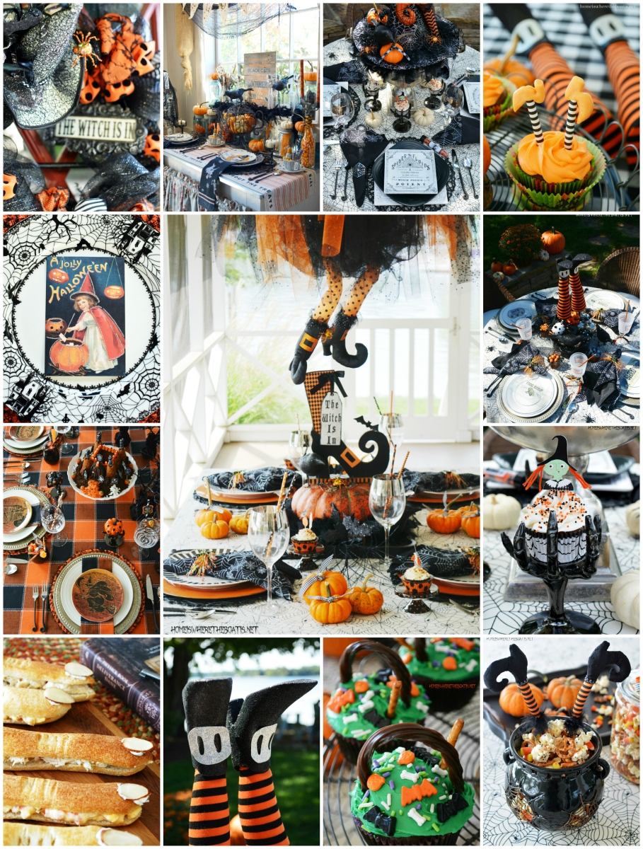 5th Annual Halloween Eat, Drink, and Be Witchy Giveaway!