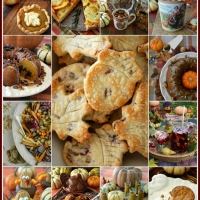 Thanksgiving Recipes You'll Want to Gobble and Giveaway!