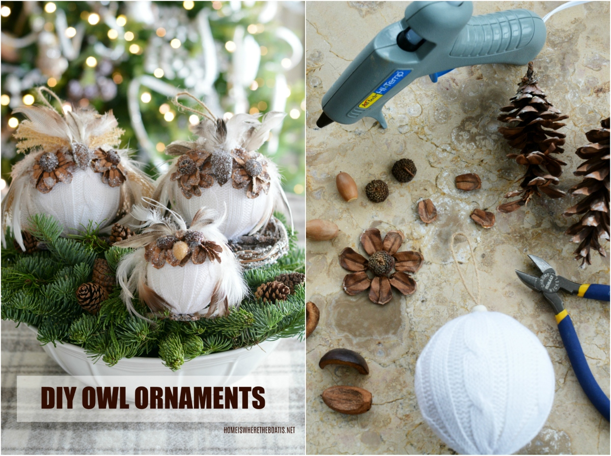 DIY Owl Ornaments: A Hoot to Make!