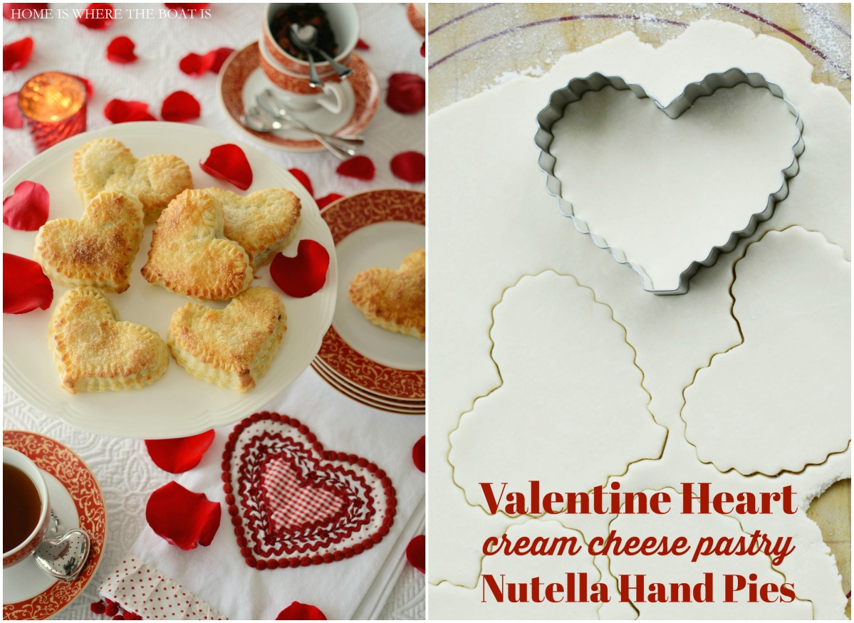 Have a Heart: Valentine's Day Hand Pies