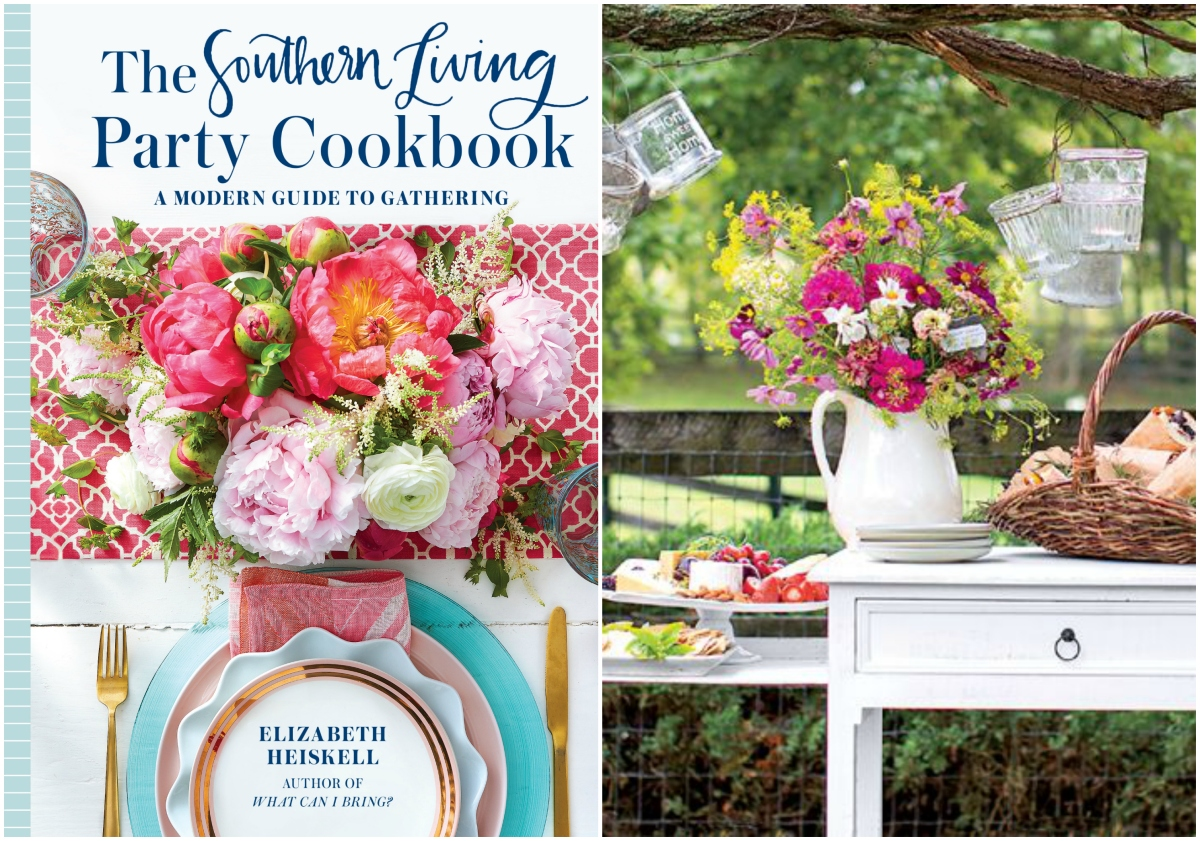 The Southern Living Party Cookbook + Giveaway