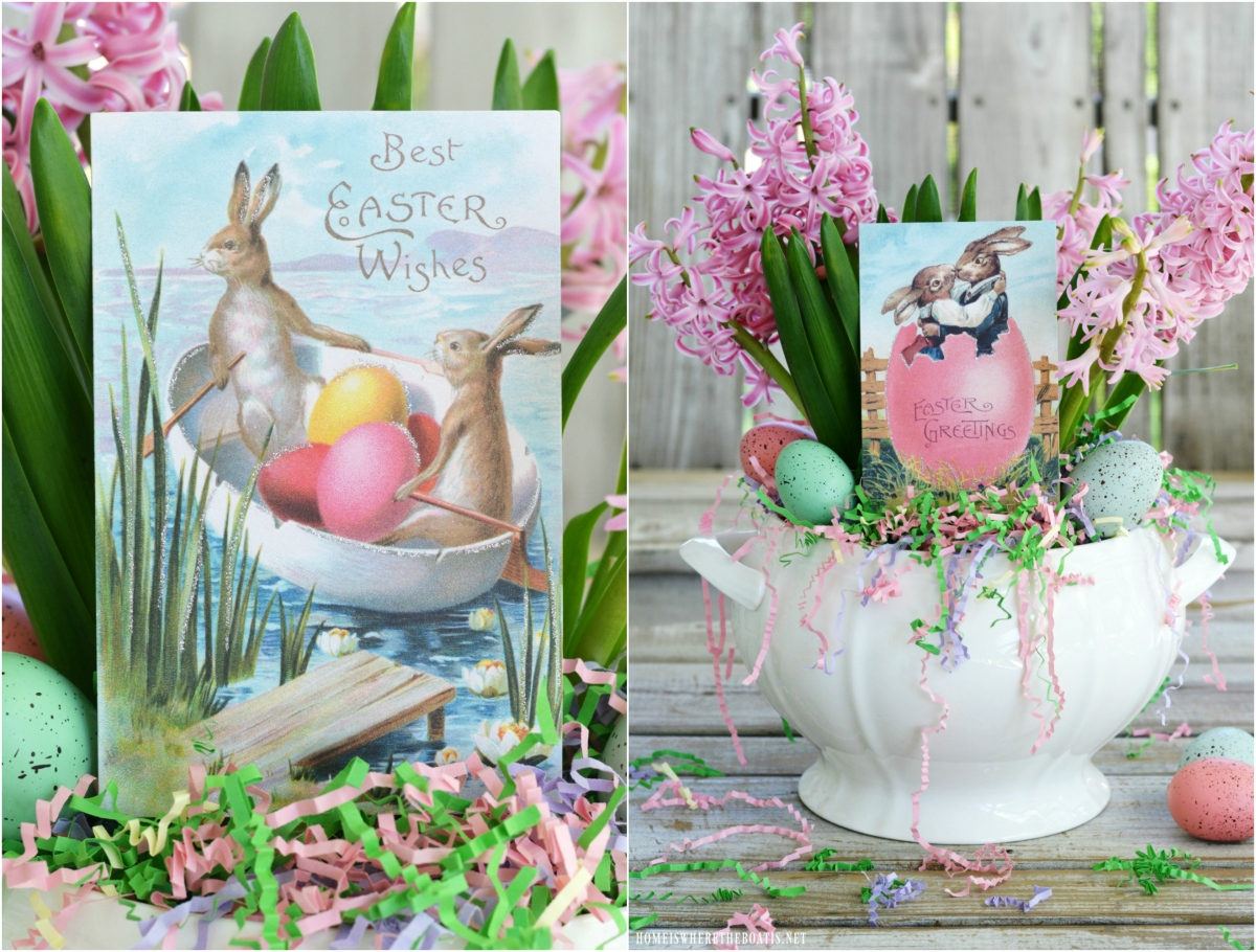 Easy 5-Minute Easter Centerpiece