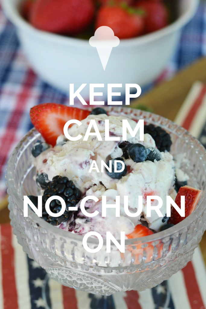 Keep Calm and No-Churn On