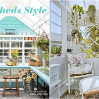 She Sheds Style: Make Your Space Your Own + Giveaway