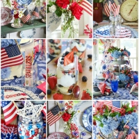 National Flag Week + Stars and Stripes Giveaway!