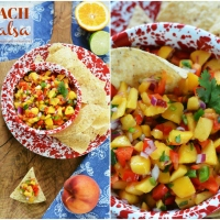 Easy Summer Appetizer: Refreshing Peach Salsa