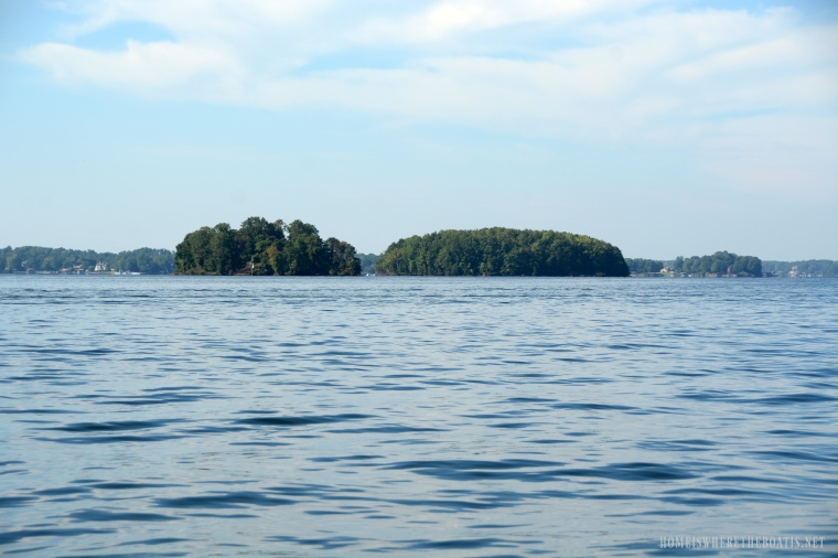 Weekend Waterview Lake Norman | ©homeiswheretheboatis.net #lake #LKN