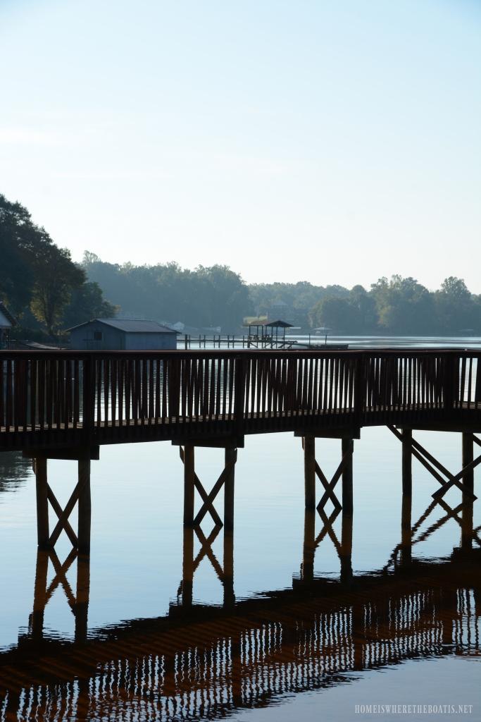 Weekend Waterview Lake Norman | ©homeiswheretheboatis.net