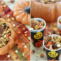 Pumpkin Spice Chex Snack Mix