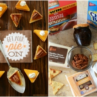 Get Your Pie On: Cheesy Thanksgiving Appetizer